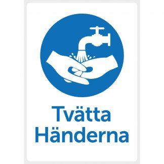 Dekal Tvätta Händerna - art: A4002