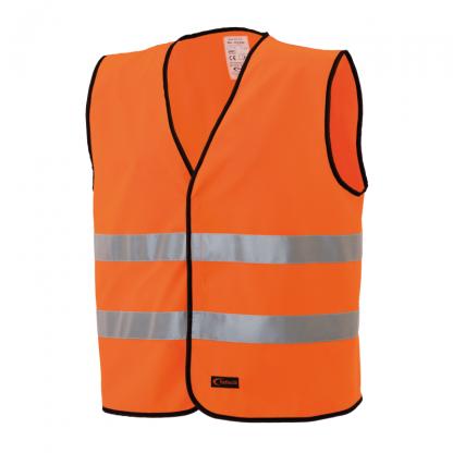 Reflexväst REF203 - Orange framsida