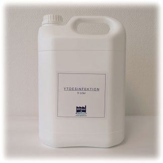 Ytdesinfektion 5 Liter